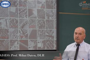 AI4EO: A great time with Prof. Mihai Datcu@IITBombay as IEEE GRSS DL and IITBombay Diamond Jubilee lecture series
